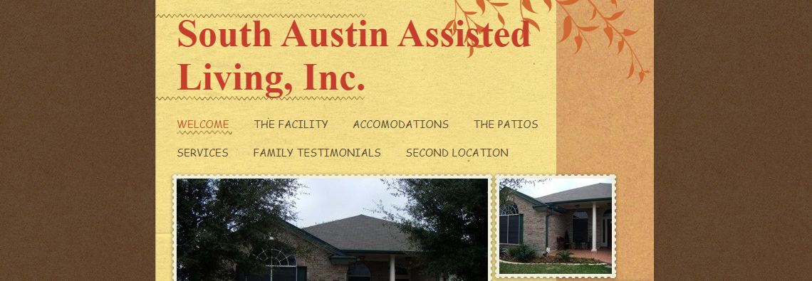 South Austin Assited Living, Inc.