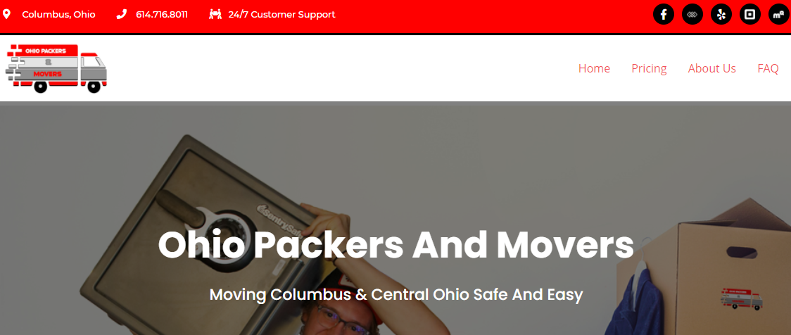 Ohio Packers & Movers