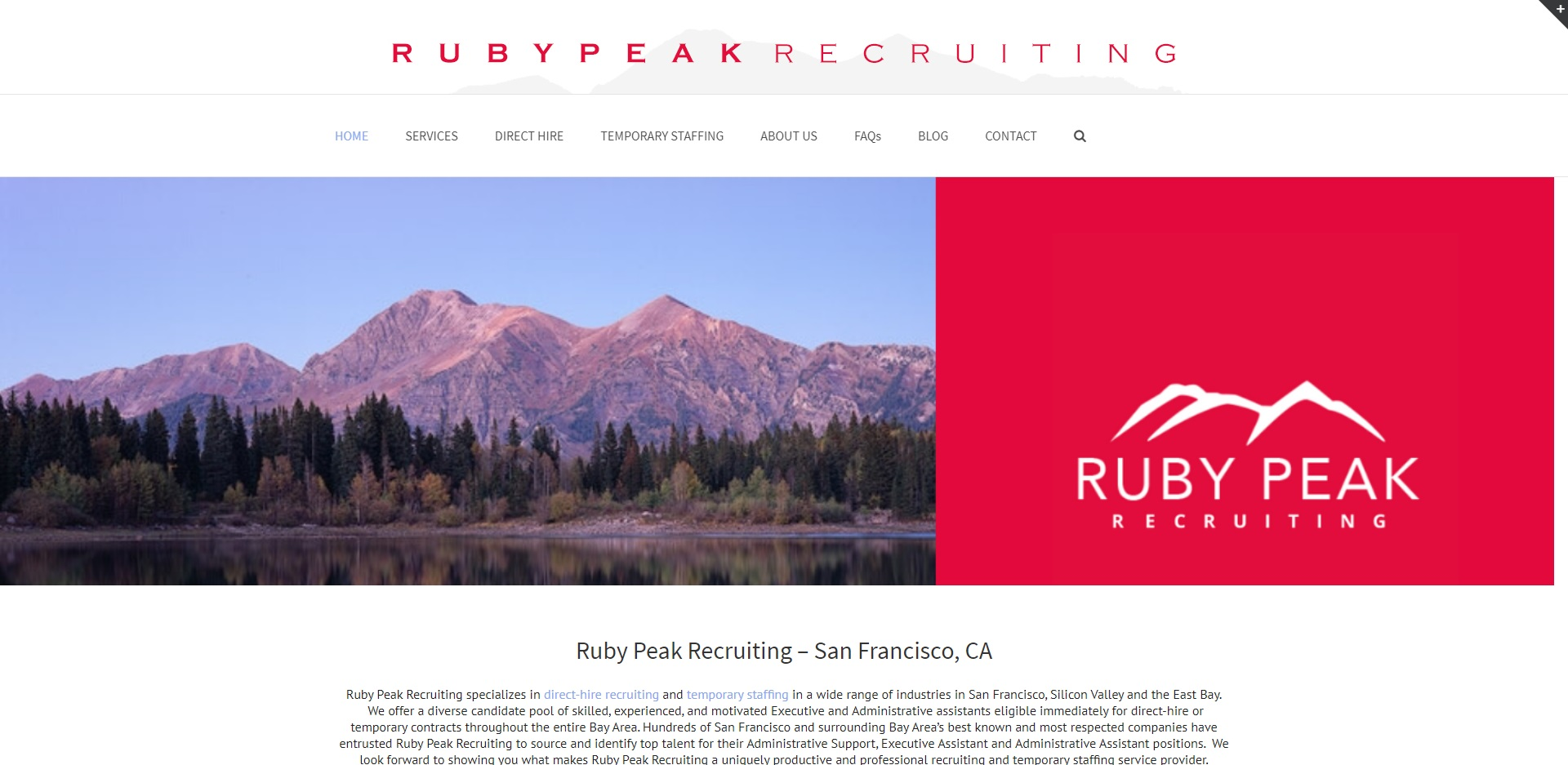 Best Recruitment in San Francisco, CA
