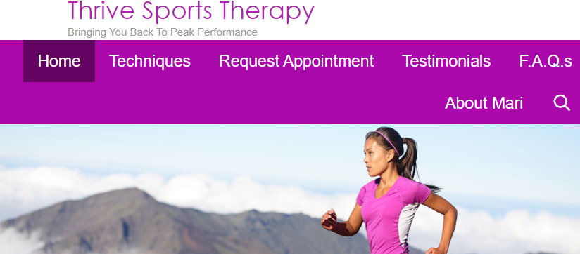 Thrive Sports Therapy