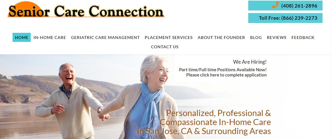 Senior Care Connection Inc.