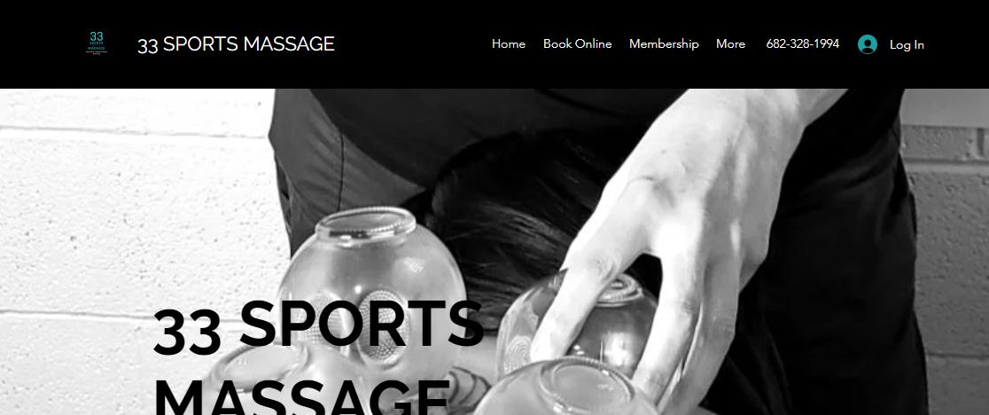 33 Sports Massage
