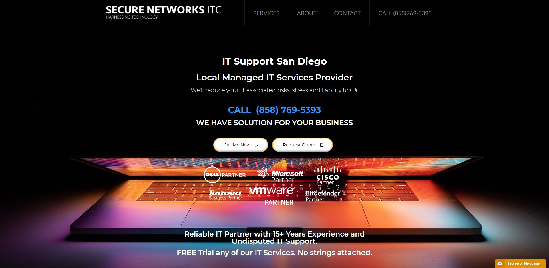 The Best IT Support in San Diego, CA