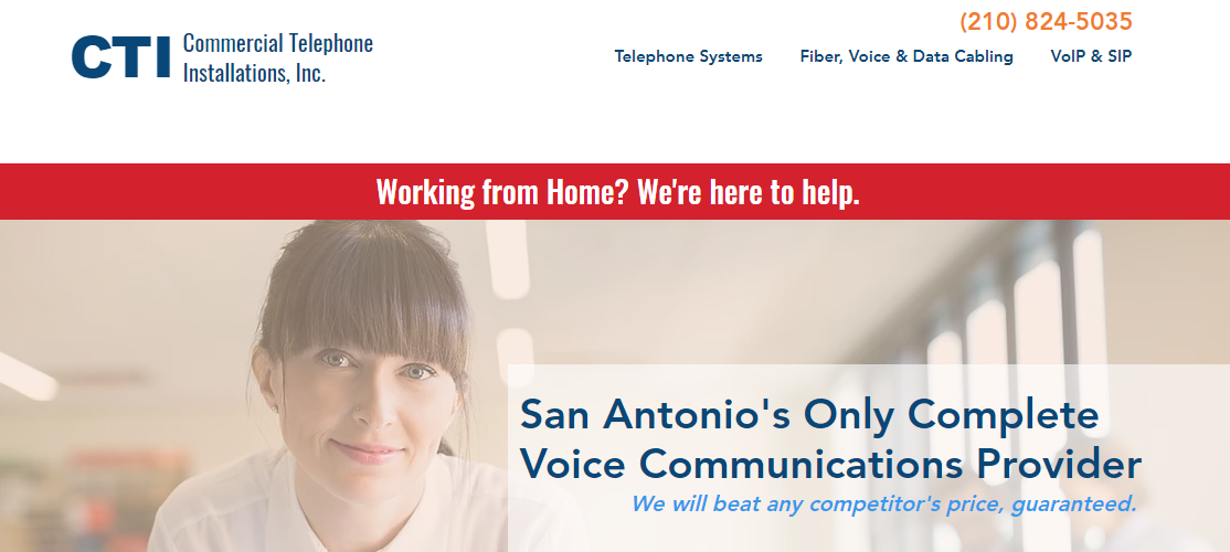 Commercial Telephone Installations, Inc.