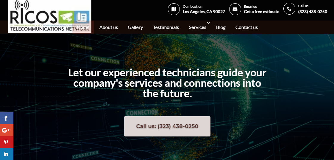 Ricos Telecommunication Network