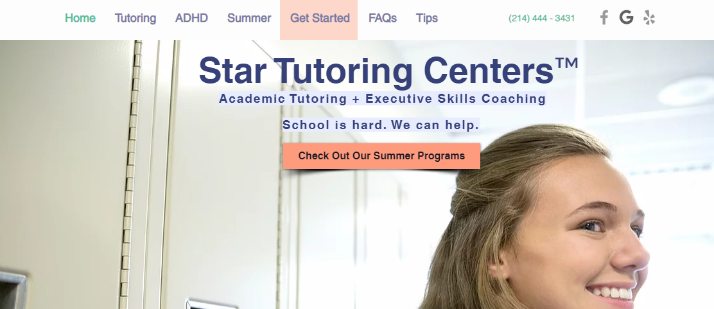 Star Tutoring Centers