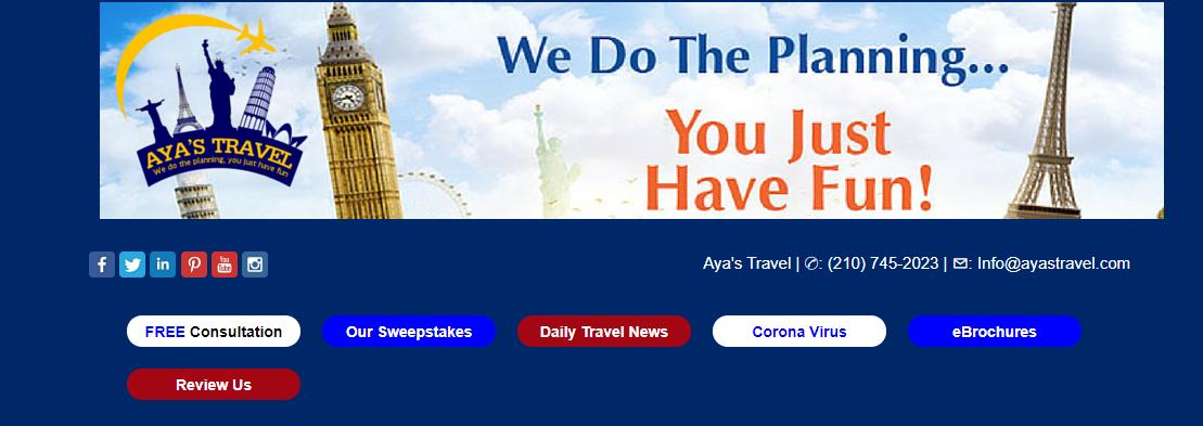 Aya's Travel Agency LLC