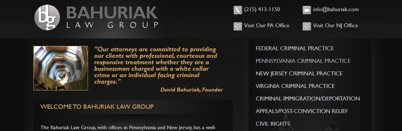 Bahuriak Law Group
