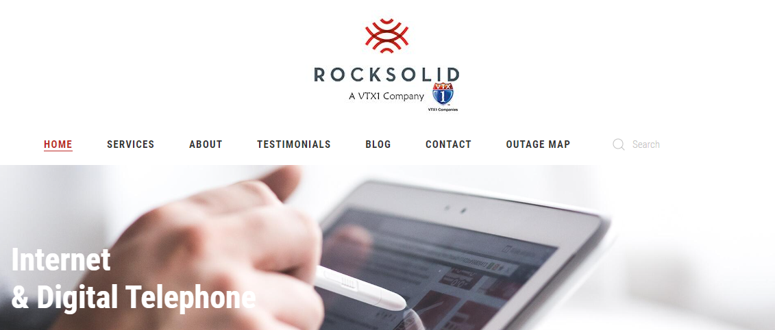 Rock Solid Internet and Telephone