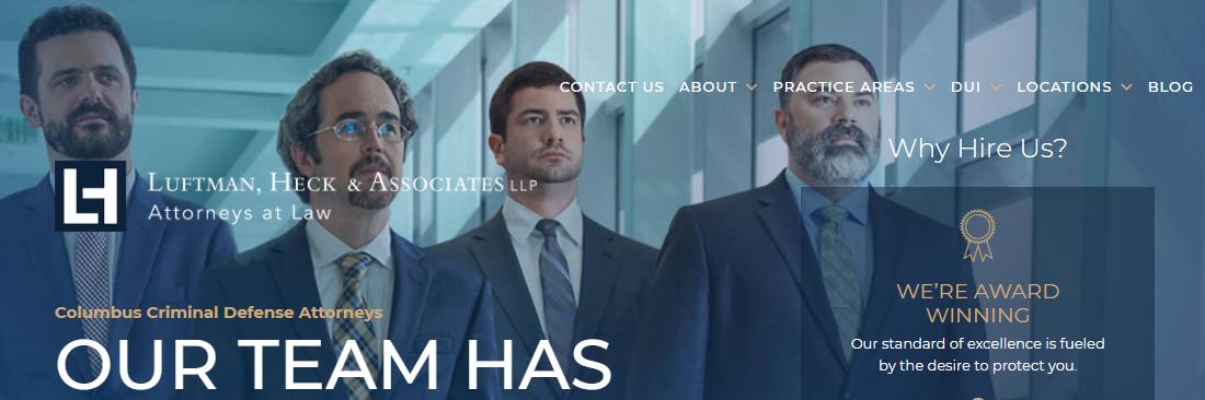 Luftman, Heck, & Associates LLP