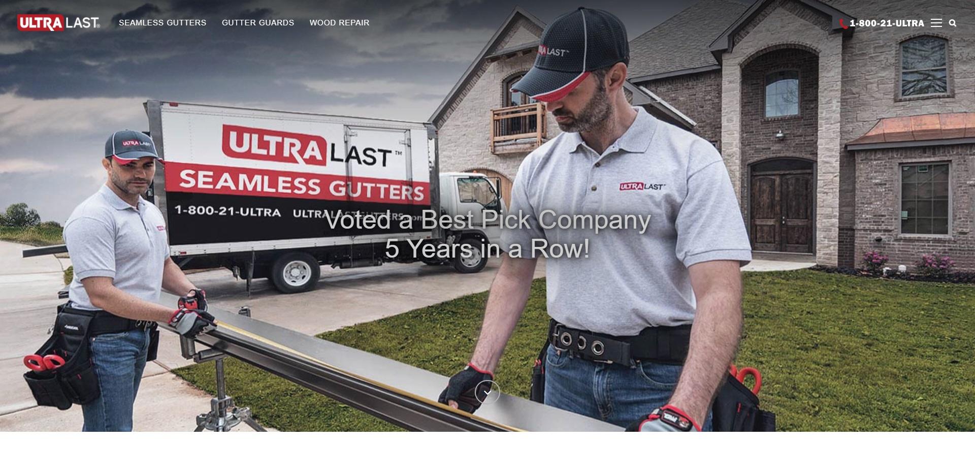 The Best Gutter Installers in Dallas, TX