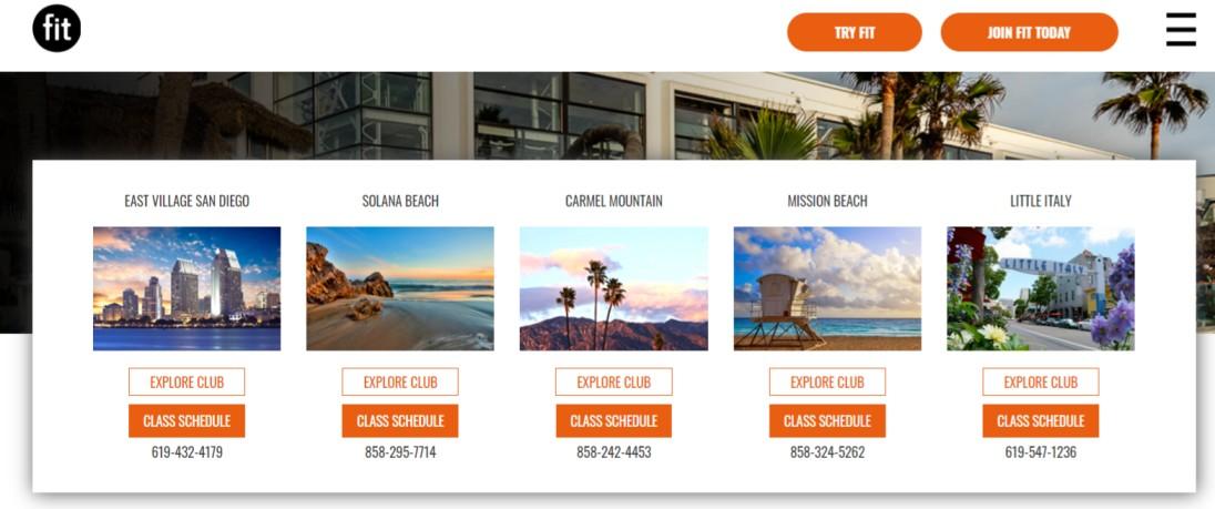 Best Leisure Centres in San Diego