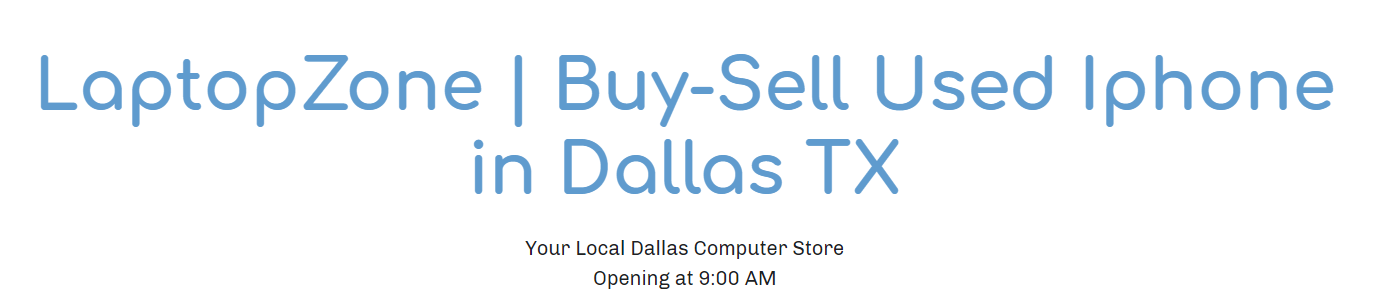 Best Electronics Stores in Dallas