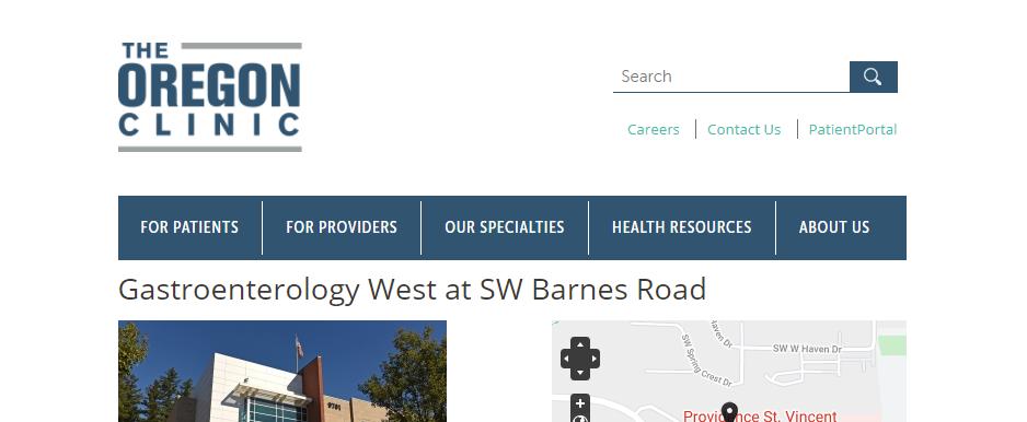 Professional Gastroenterologists in Portland