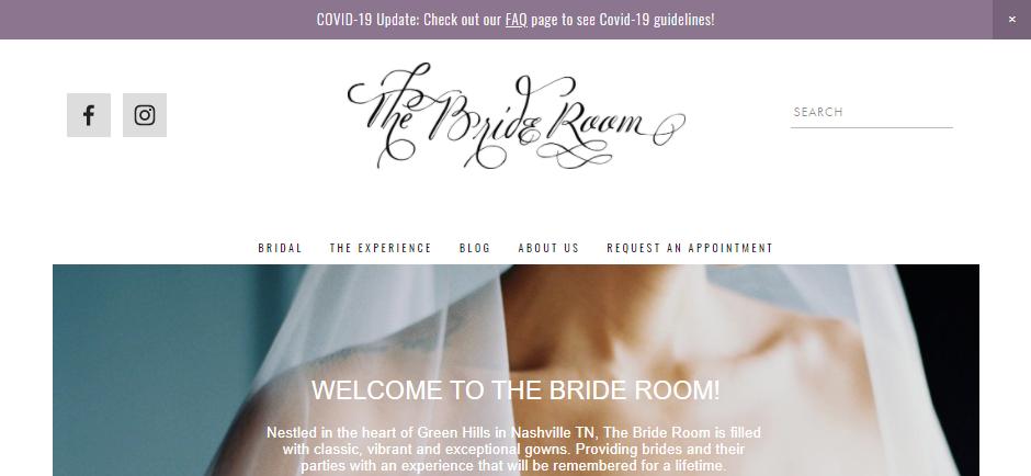 Creative Bridal Shops in Nashville