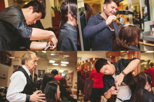 beauty salons in Washington
