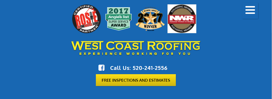Experienced Roofing Contractors in Tucson