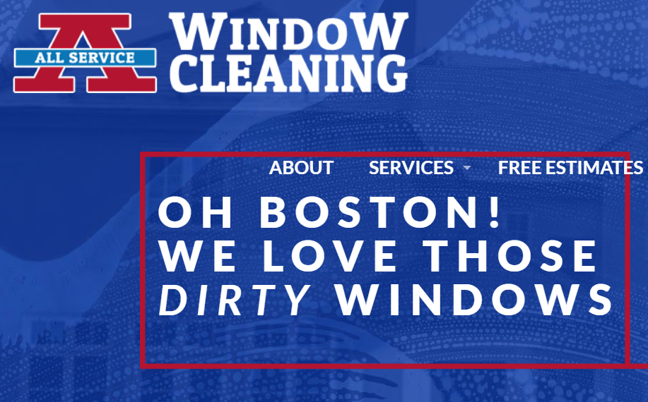 window cleaners in Boston