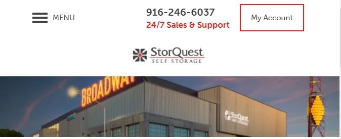 large Storage in Sacramento