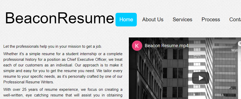 Skilled Resume Services in Boston