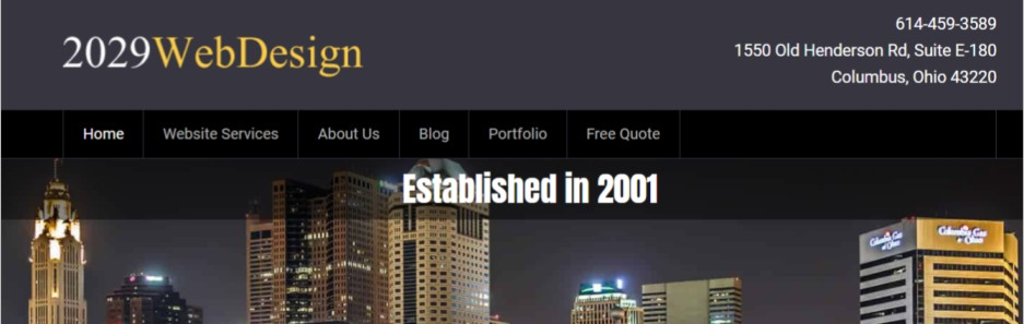 Best Web Hosting Services in Columbus