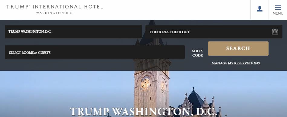 Luxury Hotels in Washington
