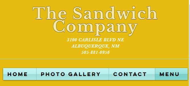healthy Sandwich Shops in Albuquerque