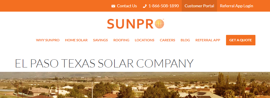 Genuine Solar Panels in El Paso