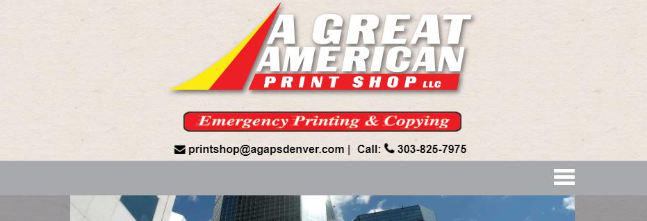Top Printing in Denver, CO