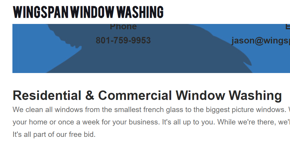 First-rate Window Cleaners in Baltimore
