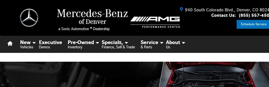 Quality Mercedes Dealers in Denver
