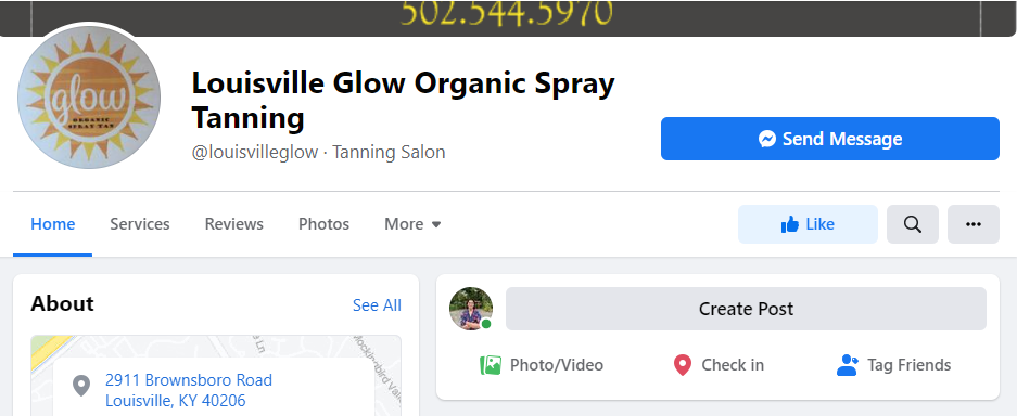 Top Tanning in Louisville, KY
