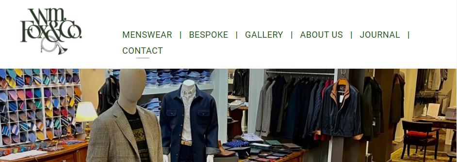 Trendy Men's Clothing in Washington