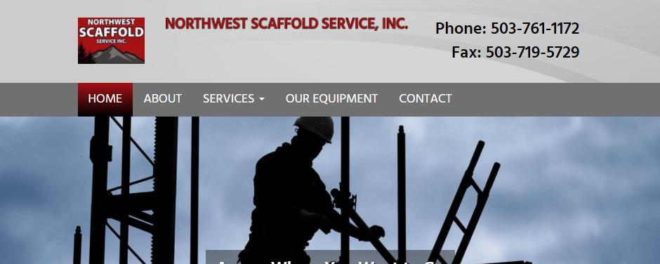 Skilled Scaffolders in Portland