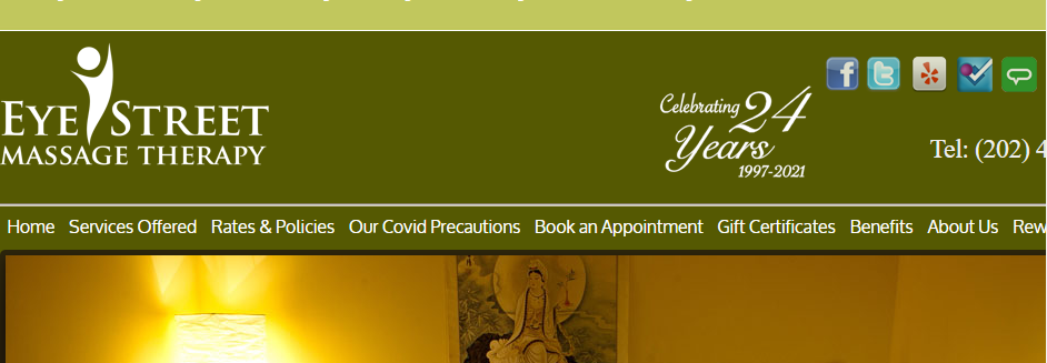 Tranquil Massage Therapy in Washington