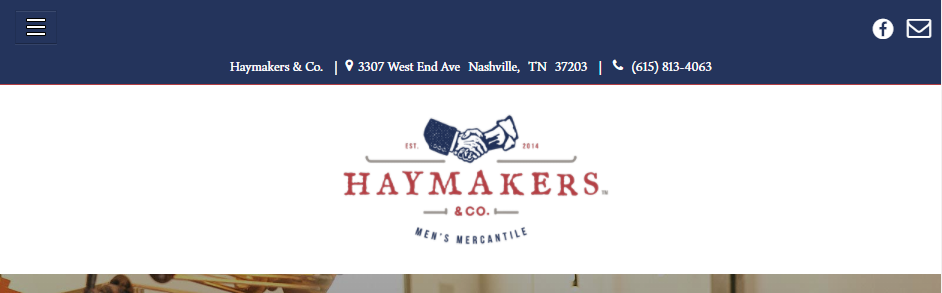 Comprehensive Suit Shops in Nashville