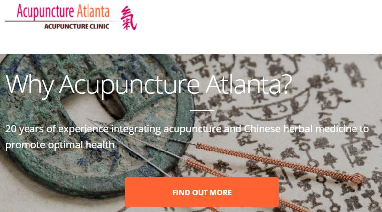 acupuncture clinics in Atlanta