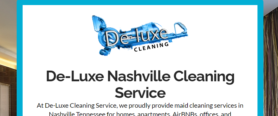 Professional Cleaning Services in Nashville