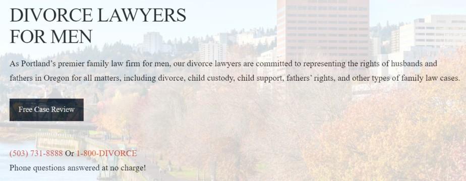 divorce lawyers in Portland