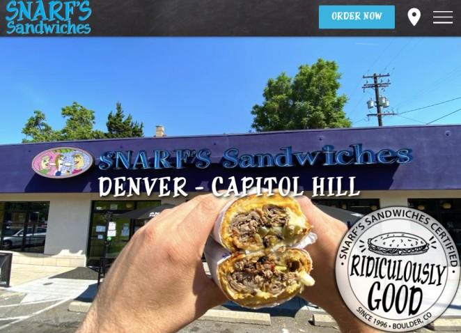 sandwich shops in Denver
