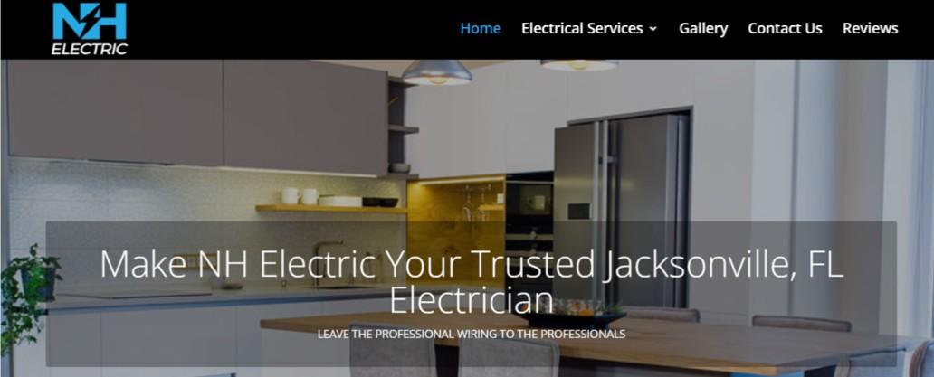 Electricity Contractors in Jacksonville