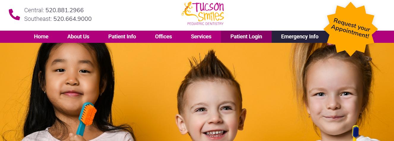 clean Pediatric Dentists in Tucson