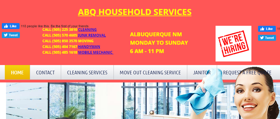 Practical Rubbish Removal Services in Albuquerque
