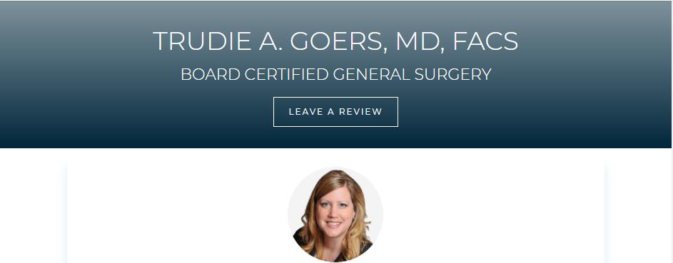 Popular Surgeons in Nashville