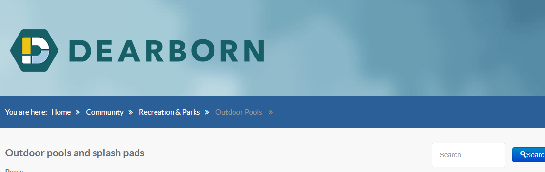 nice Best Swimming Pools in Detroit