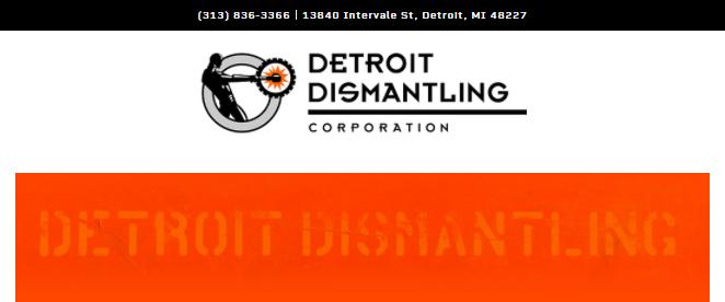 safe Demolition Builders in Detroit
