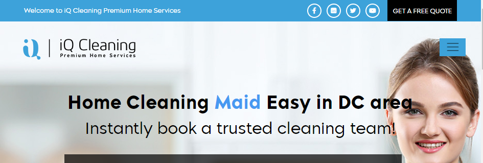 Skilled House Cleaning Services in Washington
