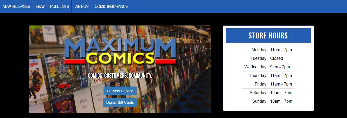 comic Best Bookstores in Las Vegas