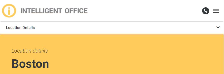 Spacious Office Rental Space in Boston