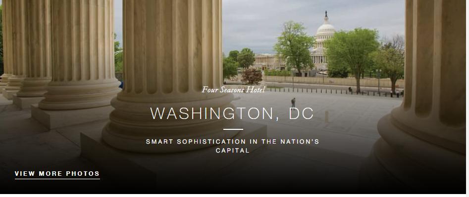 Aesthetic Hotels in Washington